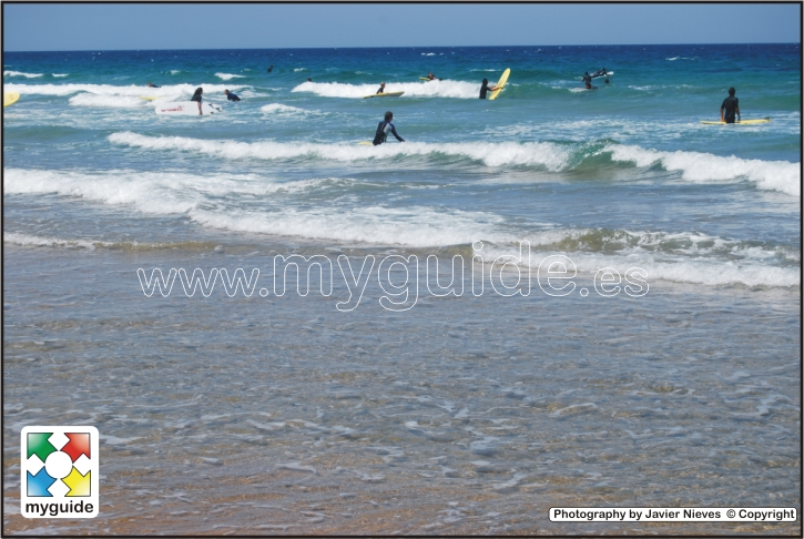 You are browsing images from the article: Surfing in Fuerteventura, surf school and camp.